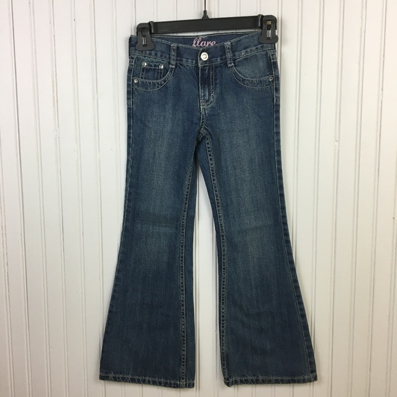Gymboree Flare Girls  Jeans. NWT d1ae2034c5d